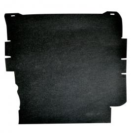 Alfombra protectora de lámina y cubierta de cables de tablero para V.W. Sedan