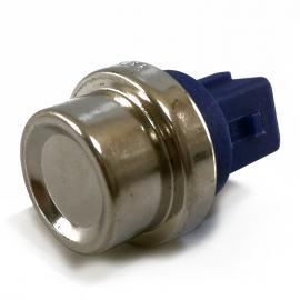 Bulbo Sensor de 2 Patas con Conector Azul de Temperatura Original para Golf A2, Jetta A2, Corsar
