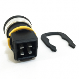 Bulbo Sensor de Temperatura de 4 Patas Hella para Combi 1.8L, Golf A3 1.8L, Jetta A3 1.8L, Derby 1.8L, 2.0L