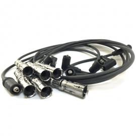 Juego de 6 Cables de Bujía Beru para Golf A3, Jetta A3 con Motor VR6