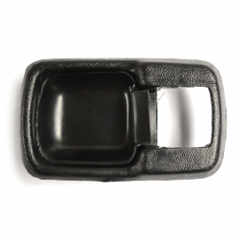 Concha Interior de puerta Color Negro para VW Sedan 1500, 1600, 1600i, Combi