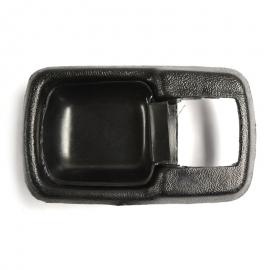Concha Negra de Gatillo Interior de Puerta para VW Sedan, Combi, Brasilia, Caribe, Atlantic