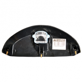 Nariz de Placa Trasera con Mica de Luz sin Cable para VW Sedan 1600, 1600i