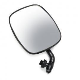 Espejo retrovisor Izquierdo Color NEGRO para Combi 1500, 1600 y Hormiga.