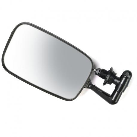 Espejo retrovisor derecho color negro para vw sedan 1500 for Espejo retrovisor derecho