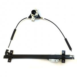 Elevador de Cristal Manual de Puerta Delantera Izquierda Bruck para Golf A2, Jetta A2