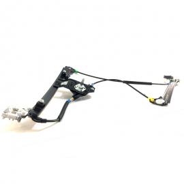 Elevador de Cristal Manual de Puerta Delantera Derecha para Golf A3, Jetta A3