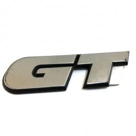 "Letrero jetta ""GT"""