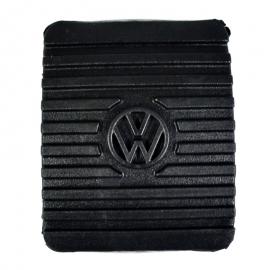 Juego de Hules Anti Derrapante para Pedal de Clutch y Freno de VW Sedan 1500, 1600, 1600i