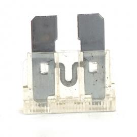 Fusible Tipo Clavija Transparente de 25 Amperes  Würth
