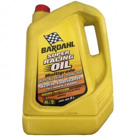 Garrafa de Aceite BARDAHL Multigrado Mineral 20W-50 para Motores a Gasolina