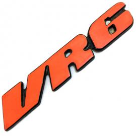 "Letrero golf ""VR6"""
