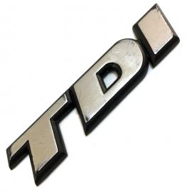 "Letrero golf A3 ""TDi"""
