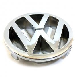Emblema Cromado de Parrilla VW para Golf A2, A3, Jetta A2, A3, Derby, Combi 1800