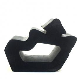 Goma Amortiguadora de Cofre Original para Golf A3, Jetta A3