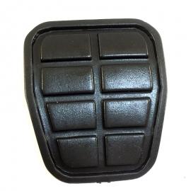 Hule Anti Derrapante de Pedal de Clutch para Golf A2, A3, Jetta A2, A3, Derby, Pointer, Eurovan T4 con Transmisión Estándar