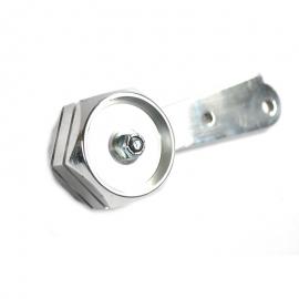 Pedal roller hexagonal (Aluminio).