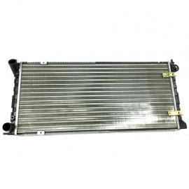 Radiador de Agua de Motor con Aire Acondicionado para Golf A2, Jetta A2
