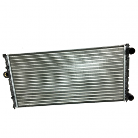 Radiador de Agua de Motores sin Aire Acondicionado para Golf A3 1.8 L, Jetta A3 1.8 L