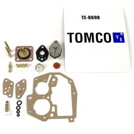Repuesto de carburador 2 Gargantas Tomco con Sistema Altimétrico para Atlantic, Caribe, Golf A2, Jetta A2, Corsar, Tsuru 2