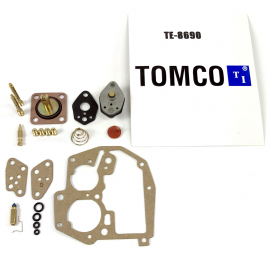 Repuesto completo de carburador TOMCO con sistema altimétrico para Atlantic, Caribe, Golf A2, Jetta A2, Corsar motor 1.8L