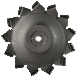Polea alternador Vw Sedan Negra SQ