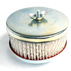 Portafiltro Redondo de Aire de Carburador para Motores Enfriados por Aire 1500, 1600