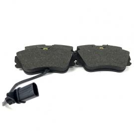 Balatas Delanteras con Dos Sensores para Eurovan