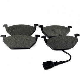 Balatas Delanteras con Sensor para Jetta A4, Golf A4 y Beetle ATE