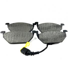 Juego de Balatas Delanteras con Sensor LUK para Golf A4, Jetta A4, Clásico, Jetta A6, New Beetle Motor 2.0L