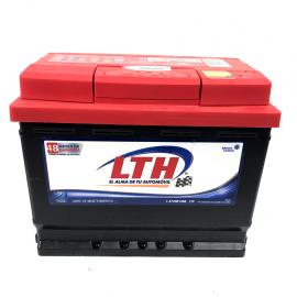 Acumulador LTH L47-550 para Golf A4, Jetta A4, Bora, New Beetle, Passat B5, Platina, Aprio, Tiida, Corsa