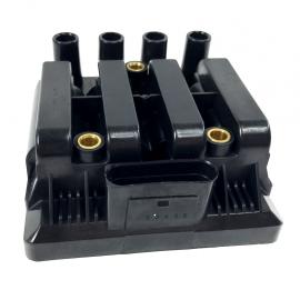 Bobina de Encendido para Golf A4, Jetta A4 con Cables en Linea