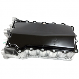 Cárter de aceite de motor con placa ORIGINAL para Golf A4, Jetta A4, New Beetle, Ibiza Mk2, Córdoba Mk1, León Mk1, Toledo Mk2