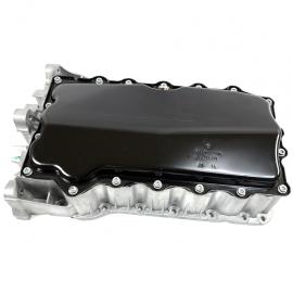 Cárter de Aceite de Motor con Placa ORIGINAL para Golf A4, Jetta A4, New Beetle, Ibiza Mk2, León Mk1, Toledo Mk2 2.0L