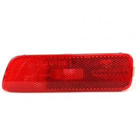 Cuarto de Facia Rojo Derecho para Golf A4 y Jetta A4