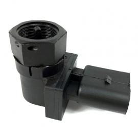 Sensor de Velocidad de Transmisión Estándar Bruck para Jetta A4 1.8T, Golf A4 1.8T, Beetle 1.8T, Derby 1.8, Polo 1.6, Ibiza 1.6