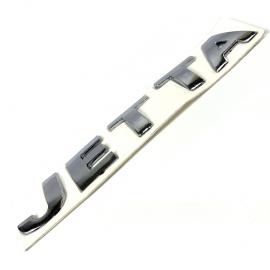 Letrero Adherible de Cajuela Cromado para Jetta A4