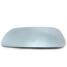 Luna de Espejo con Desempañante Color Azul Lado Izquierdo para Golf A4, Jetta A4, Clásico, Pointer G3, G4, Sharan