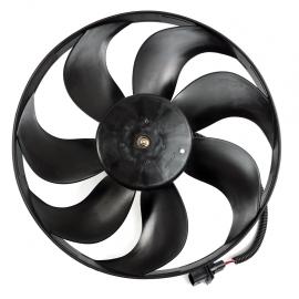 Motoventilador Izquierdo con Aire Acondicionado Best Cooling para Jetta A4 2.0, Golf A4 1.8, Beetle 2.0, Polo 1.6, Leon 1.8