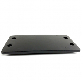 Porta placa Delantero ORIGINAL para Jetta A4, New Beetle