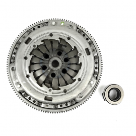 Clutch Completo con Cremallera de Motor 1.8L Turbo Luk para Golf A4, Jetta A4, New Beetle, León Mk1