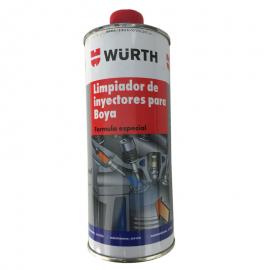 Limpiador de Inyectores con Boya Würth para Motor