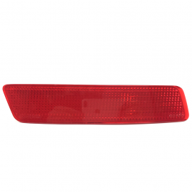 Cuarto Trasero Izquierdo Lateral para Beetle (Rojo) de Reversa ORIGINAL