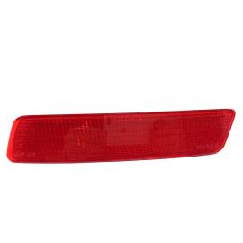Cuarto de Facia Trasera Lado Derecho Color Rojo Original para New Beetle