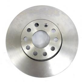 Disco ventilado de  frenos para Bora 2.5 y Jetta A6 2.5 Ventilado Importado