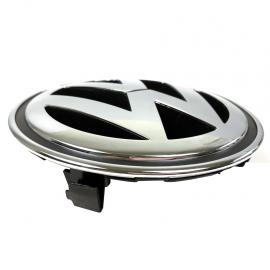 Emblema ORIGINAL Cromado de Parrilla VW para Bora, Jetta A5 Clásico