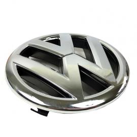 Emblema VW Cromado de Parrilla para Gol G5, Crossfox, Combi Última Generación