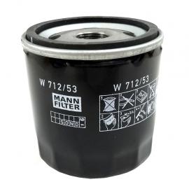 Filtro de Aceite de Motor Mann Filter para Polo 9N, Lupo, Crossfox, Sport Van, Gol, Saveiro, Ibiza Mk3, Cordoba Mk2 Motores 1.6L