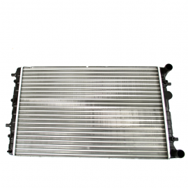 Radiador Principal de Motor 1.6L con Aire Acondicionado Original para Polo 9N, Lupo, Gol, Saveiro, Sport Van