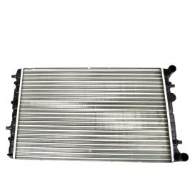 Radiador Principal de Motor ORIGINAL para Polo 9N, Lupo, Gol, Saveiro, Sportvan Motor 1.6L Con Aire Acondicionado